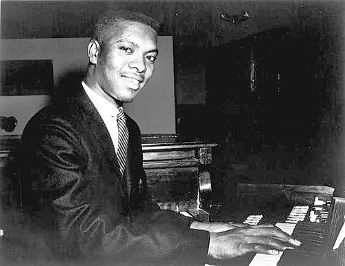 Booker T. Jones dans les années 60