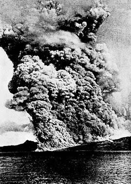 Éruption de la montagne Pelée, 1902
