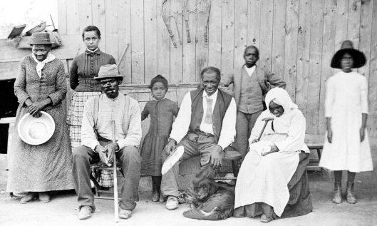 Harriet Tubman, la Moïse Noire et quelques esclaves libres