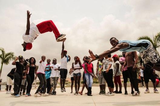 Image tirée du documentaire I love Kuduro